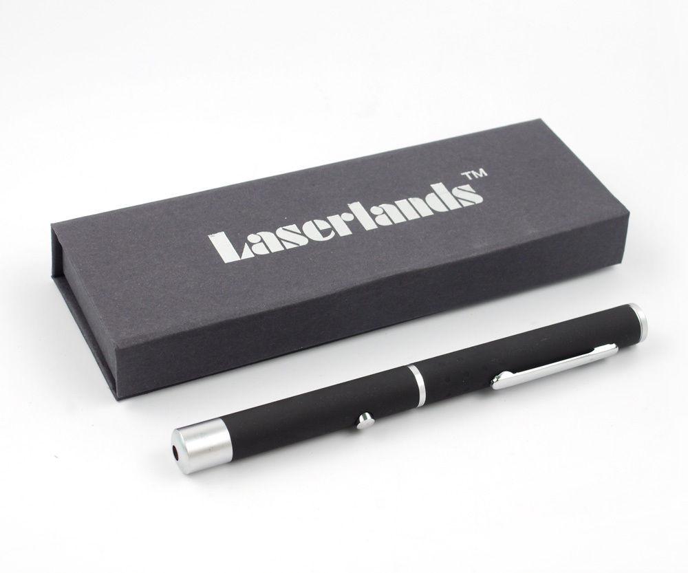 5mW 638nm Orange Red Laser Pointer Pen FDA Standard