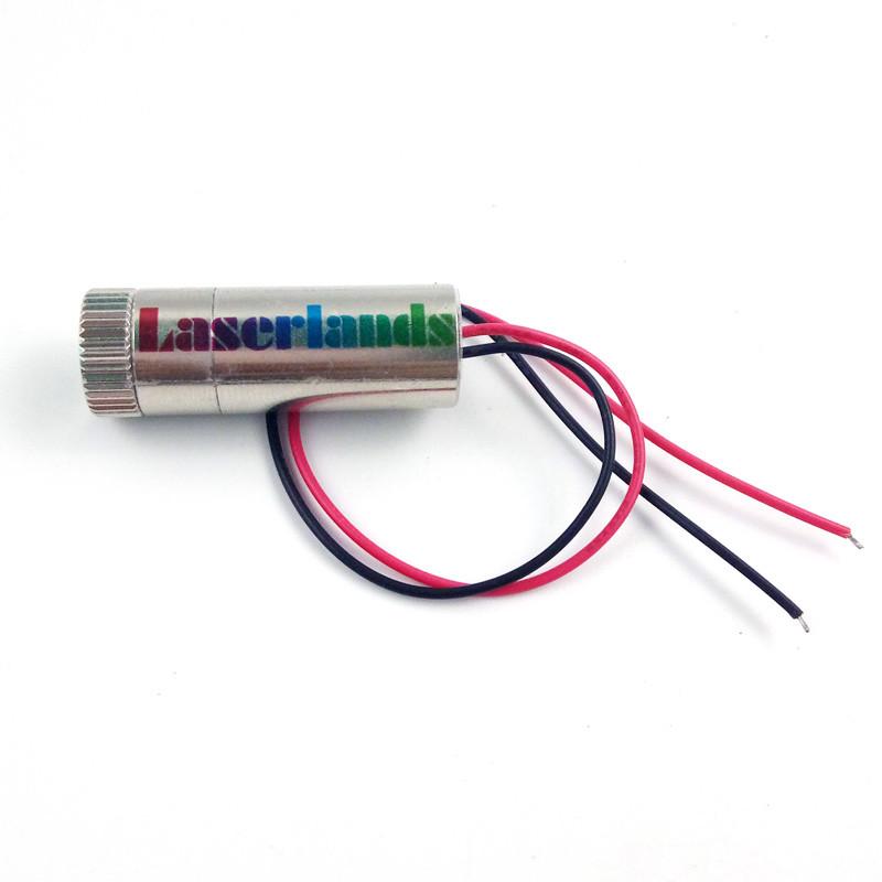 12*35mm 10mW 20mW 50mW 405nm Line Focusable Laser Module 3-5VDC