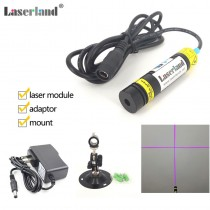 16*68mm 405nm 20mW 50mW 120mW 150mW 200mW Cross Laser Module Foucsable