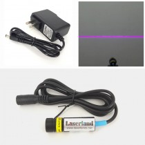 14*48mm 405nm 20mW 50mW 100mW 150mW 200mW Line Laser Module Focusable
