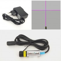 14*48mm 405nm 20mW 50mW 100mW 150mW 200mW Cross Laser Module Focusable