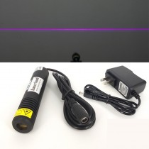 22*100mm 405nm 100mW Line Violet Blue Laser Module