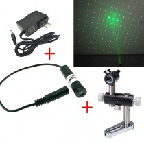 14*50 515nm green matrix laser module for movie green screen stage lighting