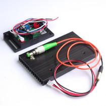 658nm 5mW-30mW 62.5/125um FC/APC Red Fiber Pigtail Laser Diode Module