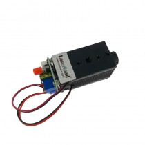 638nm Red Laser Module 500mW Round Dot Focusable TTL 3050