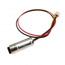 12*30mm 5mW 10mW 30mW 650nm Red Focusable Laser Module with TTL