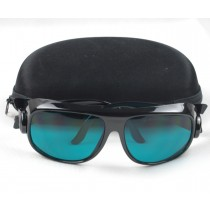 EP-2-1 190-380 & 600-760nm Laser Goggles Protective OD5+ Eyewear Glasses CE