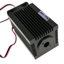 Housing/Case/Heatsink 9.0mm TO5 Blue Green Laser Diode LD Module Fan +Glass Lens 350