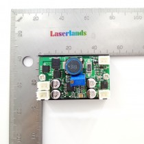 5A 12VDC Power Supply Driver for 445nm 450nm 3.5w Blue Laser LD with TTL