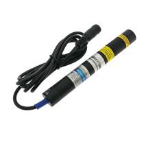 16*120mm 648nm 50mW 100mW 200mW Cross Focusable Laser Module