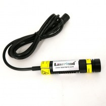 16*68mm 650nm 50mW 100mW 200mW Red Cross Focusable Laser Module