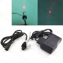 1030 635nm 10mw Red Laser Dot Module for Punching Bench Drilling Machine CNC Steel Tool Making