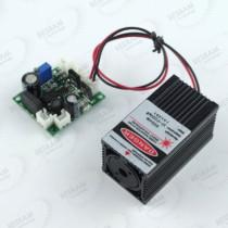 3350 200mW 405nm Blue Violet Dot Laser Module 12VDC TTL