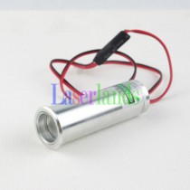 2255 Fat Beam 532nm 50mW Green Laser Module for KTV Bar DJ Stage Lighting