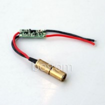 6.5mm 5mW-10mW 532nm Green DOT Laser Module