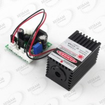 3050 532nm 30-50mW Green Dot Laser Module 12V TTL