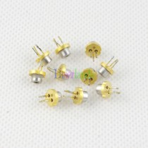 5pcs 80mW-100mw 5.6mm 650nm 660nm Red Laser Diode w/ PD