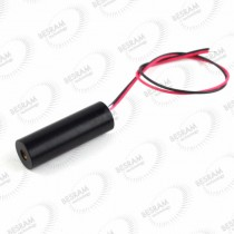 9*21mm 635nm 1mW 10mW Red Cross Laser Module DC 3V  50 degree Angel