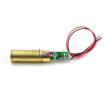5mW 10mW 20mW 30mW 50mW 532nm Green Line Laser Module