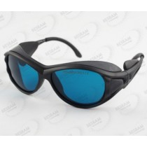 EP-2A 580nm-650nm-658nm-660nm OD2.5+ Red Laser Protective Goggles Glasses
