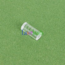10pcs 110 degree Cylinder Optical Glass Line Lens for Laser Module Diode