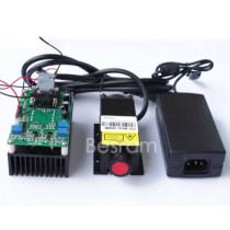 473nm Blue 50mW 100mW DPSS Dot Laser Module TTL/Analog Stage Lighting