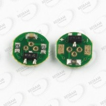 650nm 3-5mW Red Laser Diode APC Driver Power Supply