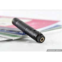 Portable 10mW -200mW 648nm Red Cross Focusable Laser Module