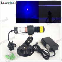 22100 450nm 80mw Blue Laser Dot Line Diode Module for Cutting Engraving Machines