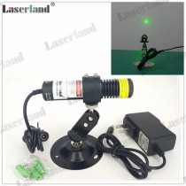 22*100 532nm 515nm 10mW 50mW Green Laser Dot Module