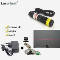 22100 24VDC 650nm 100mW Red Line Laser Module