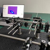 Laser Beam Profiler Facular Analyzer
