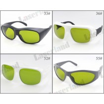 LP-ADY 740nm-1100nm OD5+ 780nm-1070nm OD7+ Laser Safety Glasses