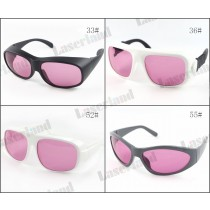 LP-ATD 740nm-850nm OD5+ 780nm-830nm OD6+ Laser Protective Goggles Safety Glasses CE