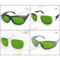 LP-DTY 808nm 830nm 850nm 940nm 980nm 1064nm 800nm-1700nm OD4+ OD5+ Laser Protection Goggles Safety Glasses