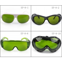 EP-8 190-470&800-1700nm Laser Protective Goggles Glasses CE OD5+