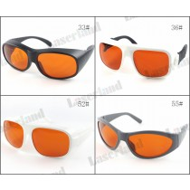 LP-GTY 200nm-532nm OD6+ 900nm-1100nm OD5+ Laser Protective Goggles Safety Glasses