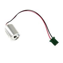 515nm 35mW Green Dot Laser Module dc7v 12*15mm