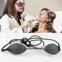 EP-IPL OD7+ Eyepatch Glasses Laser Protection Safety Goggles IPL Beauty Saloon Clinic Patient Treatment Stainless steel