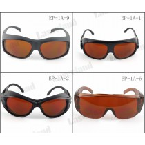 EP-1A 190-540 900-1700nm Laser Protective Goggles Glasses OD4